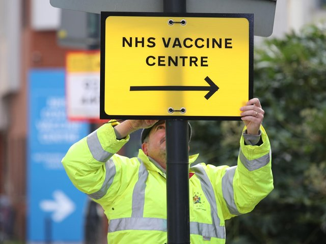 Thousands of people have now been vaccinated in Peterborough