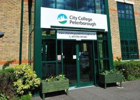 City College Peterborough is one of the employers in Peterborough to have signed up to the Government's Disability Confident scheme