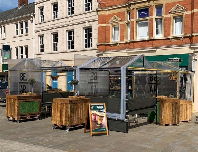 'Cafe Culture' is set to arrive in Peterborough next week