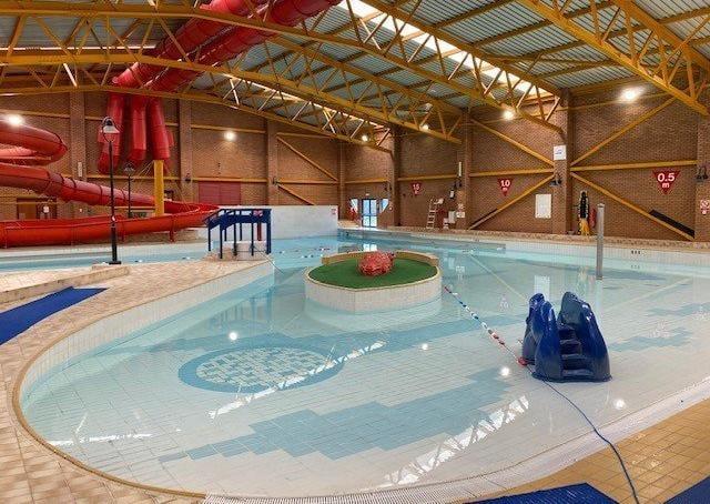 Bourne Leisure Centre. EMN-210804-114824001