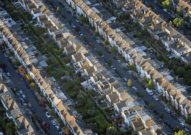 Homes became slightly more affordable in Peterborough last year, as average earnings rose faster than house prices. Photo: PA EMN-210804-123332001