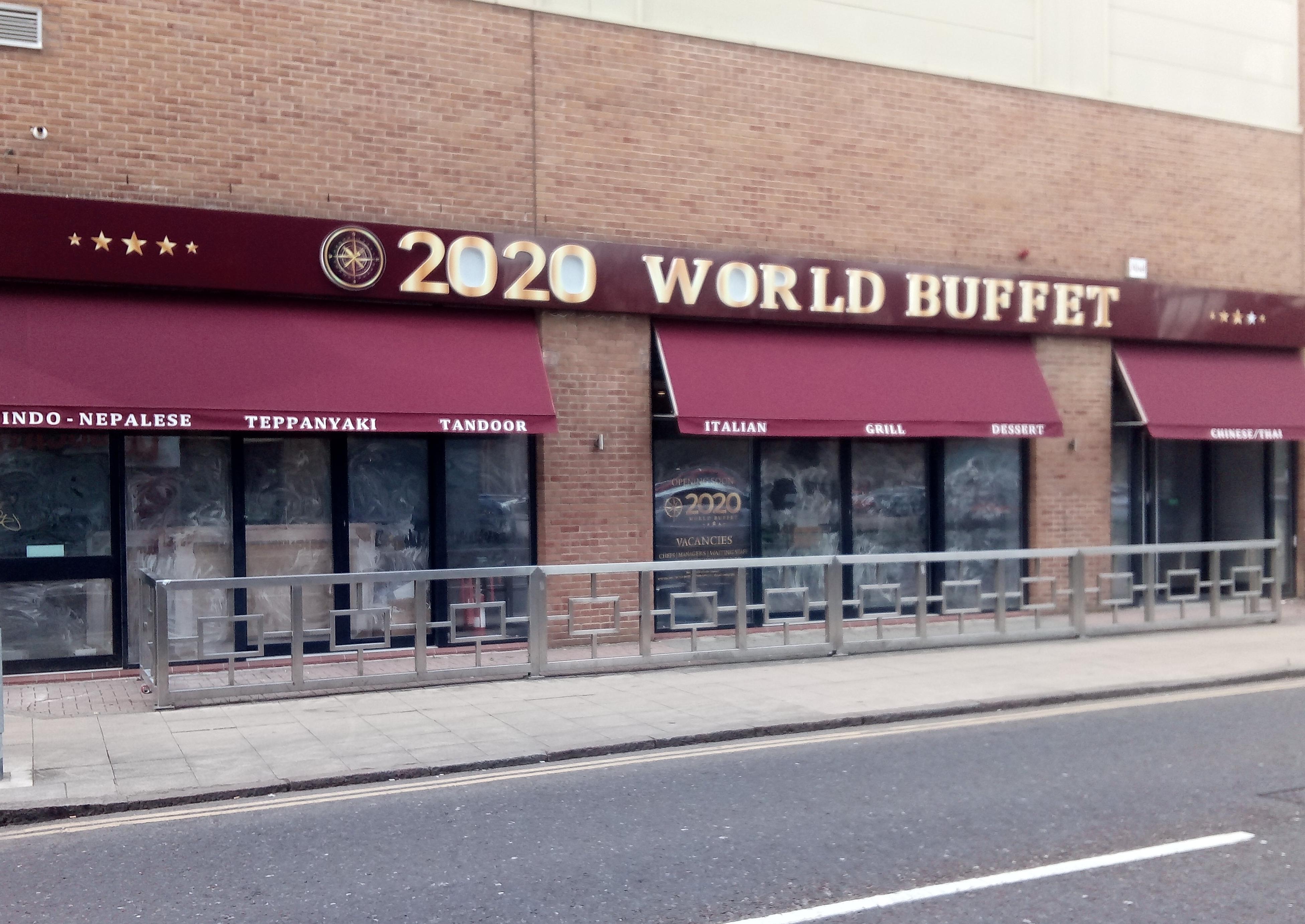 Buffet In Peterborough