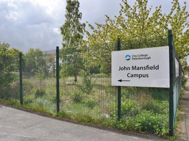The former John Mansfield School site in Western Avenue