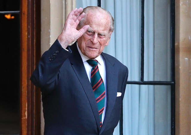 Prince Philip (Credit: Getty Images)