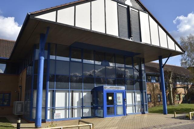 Silver Spoon offices, Lynchwood EMN-211204-173332009
