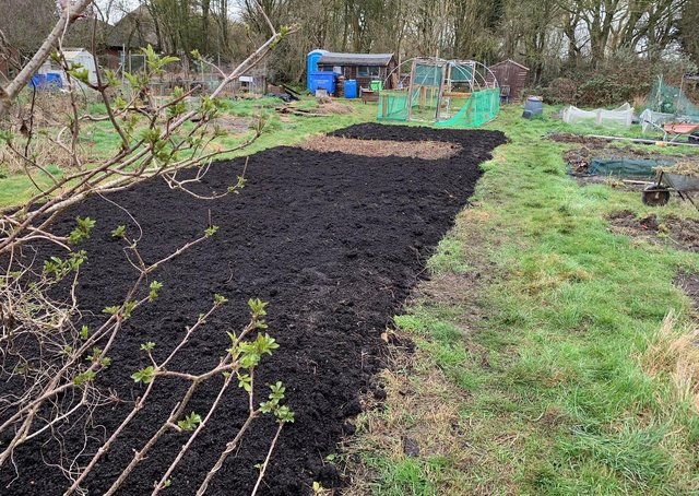 Donations of soil improver will allow young offenders to improve allotments across Peterborough and Cambridgeshire