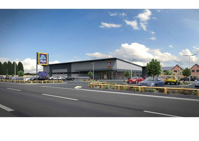 Plans for the new store have been revealed