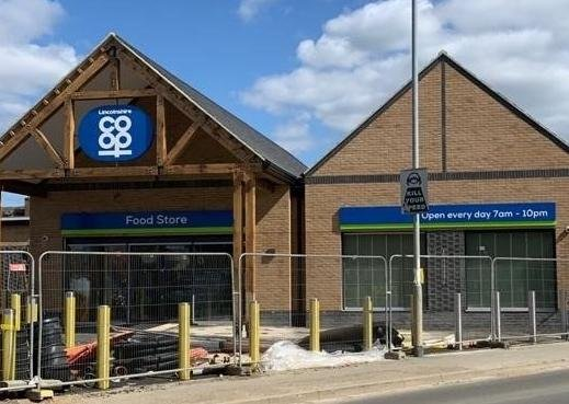 The Lincolnshire Co-op store in Whittlesey is set to open