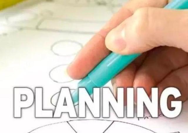Planning update.