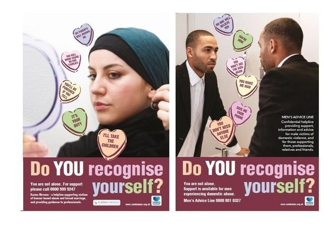 Support is available locally for domestic abuse survivors
