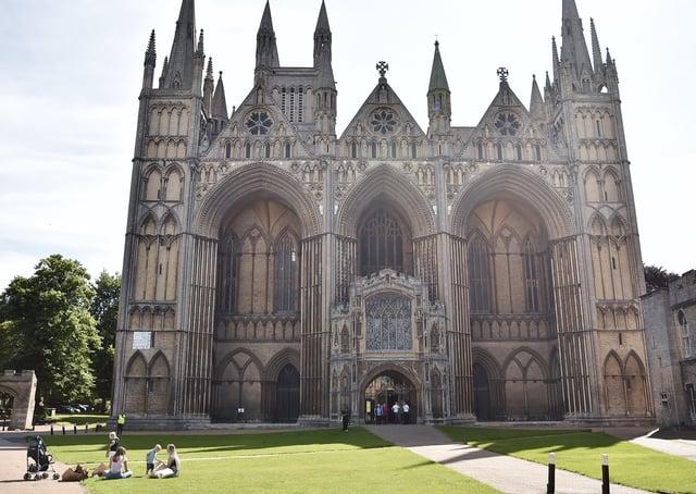 Peterborough Cathedral