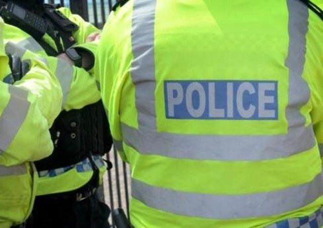 Police news.