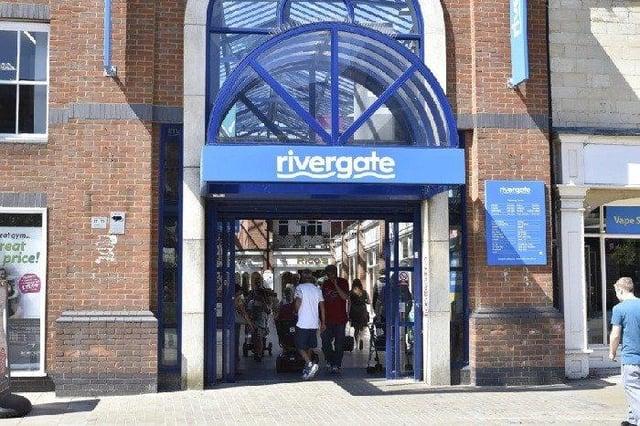 Rivergate Arcade