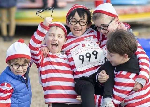 The Where's Wally? Weekender is taking place in Peterborough on May 8-9.