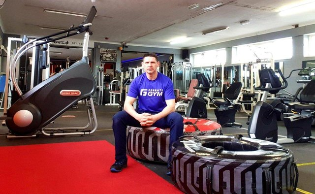 Steve from Fengate Gym