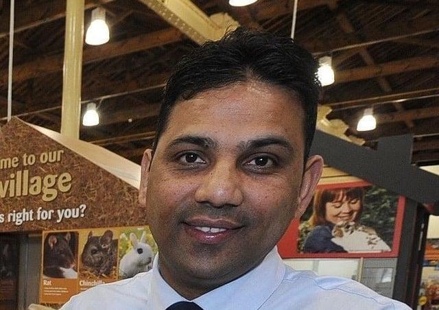 Cllr Mohammed Nadeem
