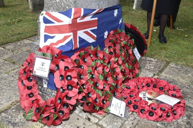 Library pictures of ANZAC Day services in Peterborough that have taken place in recent years