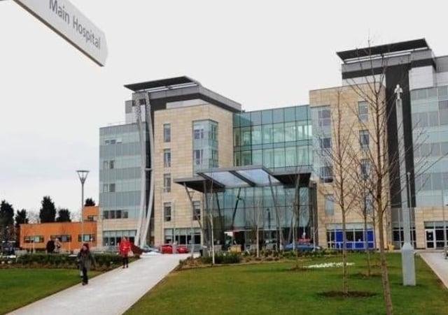 Peterborough City Hospital. EMN-210423-163820001
