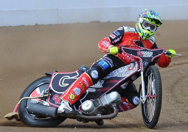 Panthers star Scott Nicholls has been getting some valuable practice.