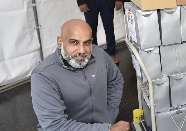 Ishfaq Hussain