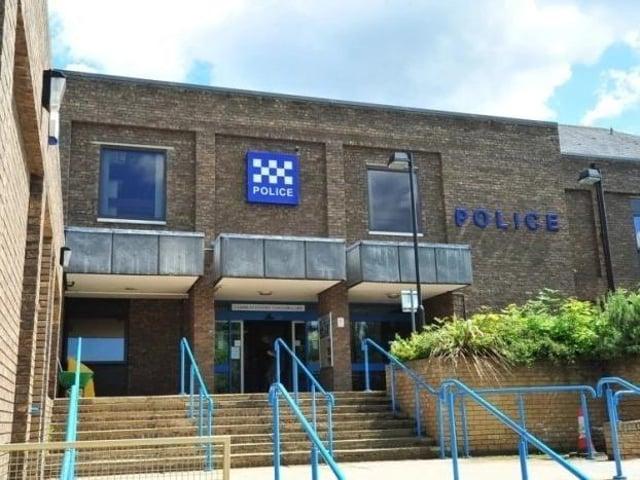 Thorpe Wood Police Station