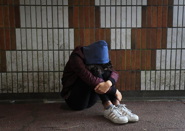 The amount of therapy for mental health delivered to children in Cambridgeshire and Peterborough has decreased since the start of the pandemic, in contrast with the national trend. Photo: PA EMN-210430-172618001