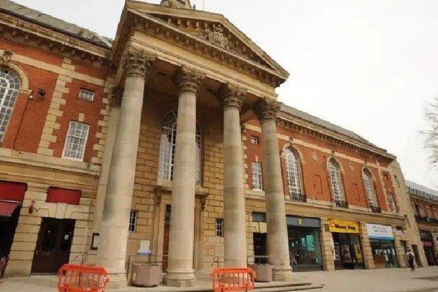 Peterborough Town Hall - local elections take place on May 6