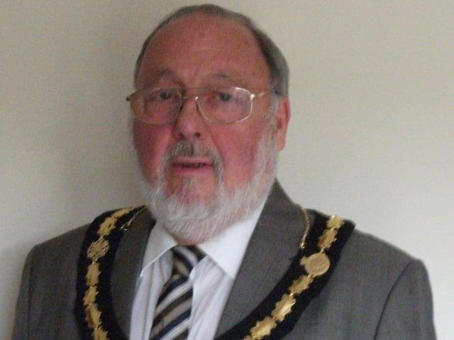 Cllr David Mason