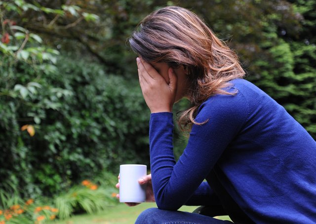 Around one in 10 people across Peterborough suffer from depression – and figures reveal how rates vary across the area. Photo: PA EMN-210605-170614001