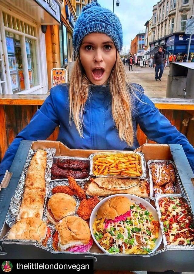 Peterborough's Resist! Vegan Kitchen