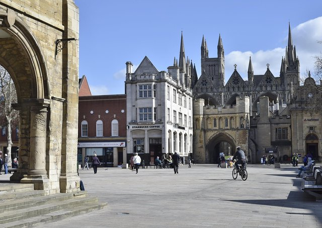 The protest is planned to take place in Cathedral Square.