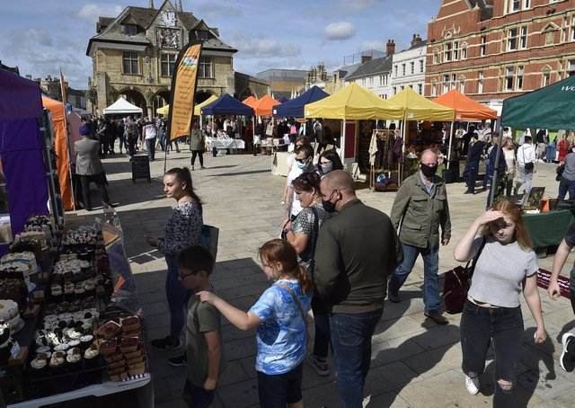 The Vegan Market is returning to Cathedral Square EMN-201209-151717005