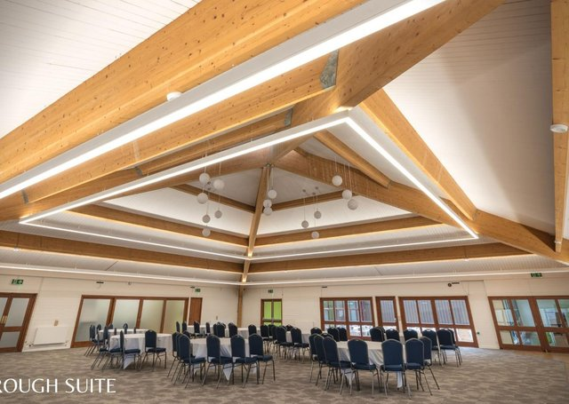 The Peterborough Suite at the arena