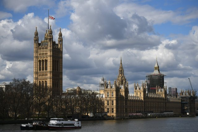 The Houses of Parliament. (Photo by Chris Ratcliffe/Getty Images)
