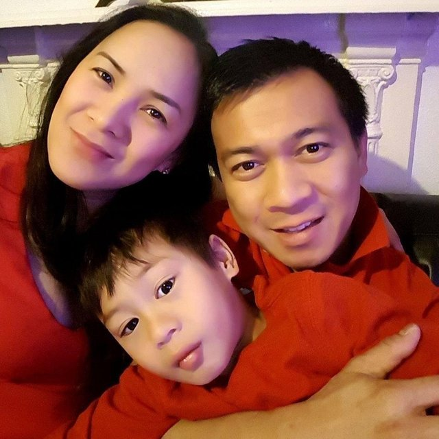 Ernesto and family