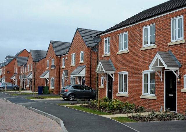 Nearly two-thirds of Peterborough families own their own home, figures reveal. Photo: PA EMN-210514-182334001