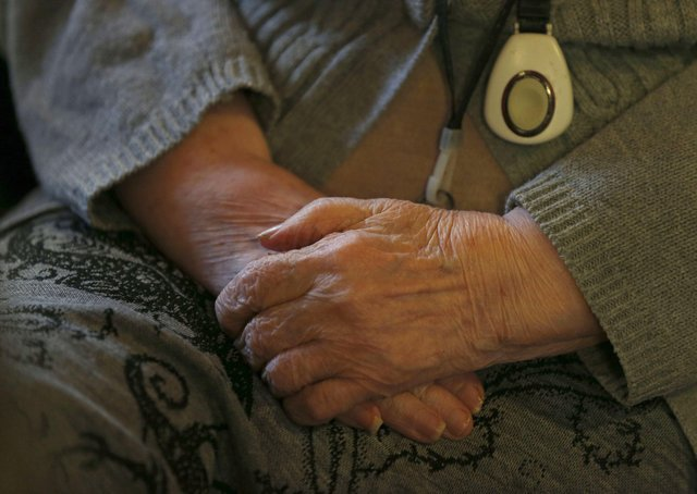Dozens of older people in Peterborough fell on their local council for support over just three years after having their savings largely wiped out through paying for care, figures suggest. Photo: PA EMN-210514-163856001