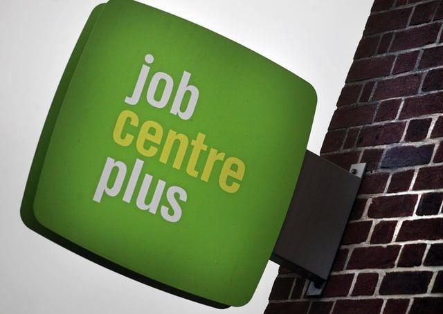 Job Centre Plus.  (Photo by Matt Cardy/Getty Images) SUS-200204-154906001