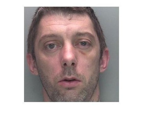 Craig Thornton is wanted by police