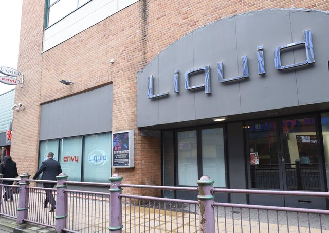Liquid, New York and MYU nightclubs closed at New Road EMN-150701-133803009