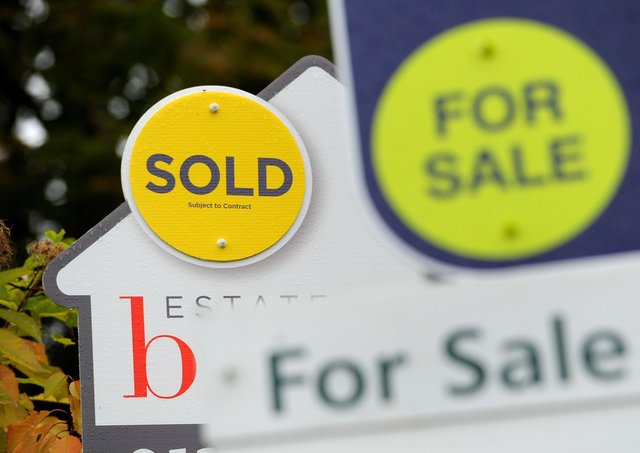 House prices increased by 1.7 per cent in Peterborough in May. Photo: PA