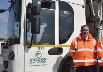 Environmental services in Peterborough are currently run by Aragon Direct Services