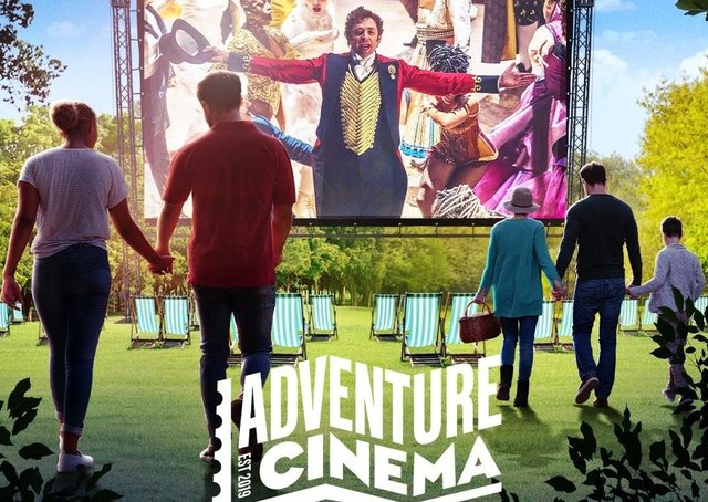 Adventure Cinema returns to Peterborough Showground on Friday (May 28).