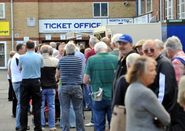 Posh season ticket discount period ends soon.