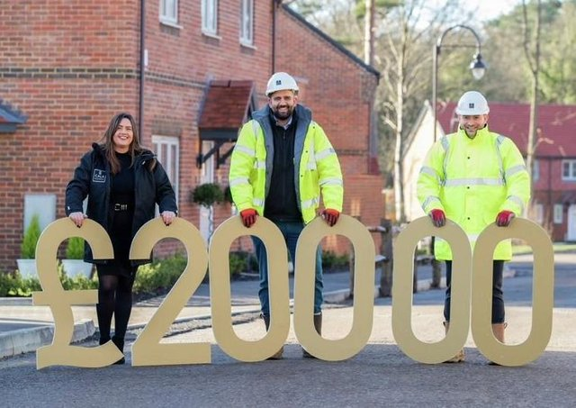 Five good causes across Cambridgeshire and Peterborough have been awarded a share of £20,000 from homebuilder CALA Homes