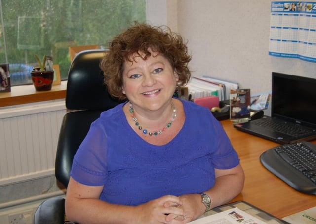 Claire Higgins, chief executive of Cross Keys Homes. ENGEMN00120130529145630