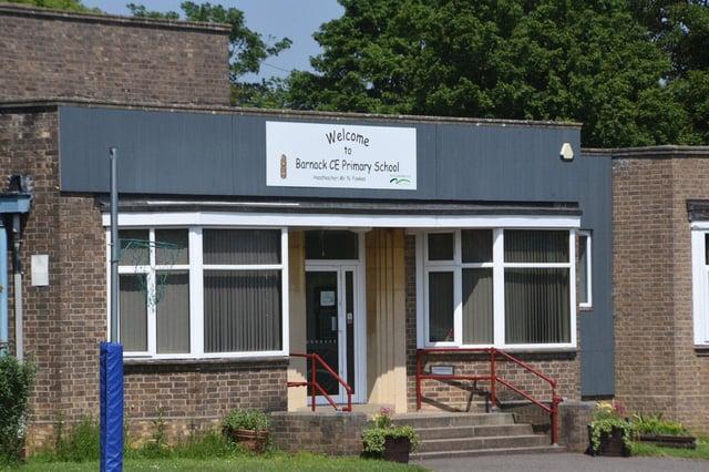Barnack Primary School