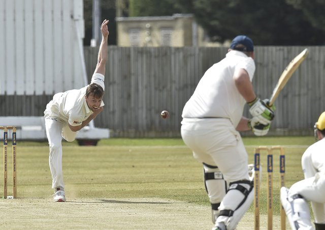 Jamie Smith will open the bowling for Peterborough Town this weekend.