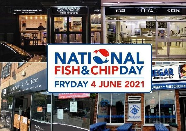 It is National Fish and Chip Day
