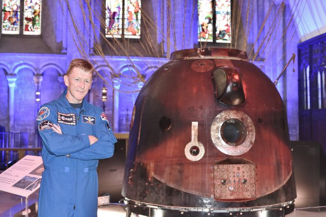 There have been a range of attractions to inspire and entertain at the Cathedral in recent years